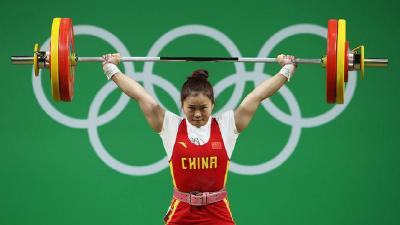 邓薇助中国女举开和 教练团队重视细节回正轨