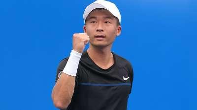 上海大师赛-吴迪爆冷击败NO.19 获生涯大师赛首胜