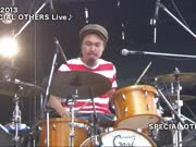 2013 Rock In Japan音乐节演出实录