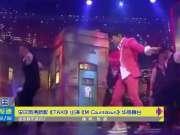李玟雨携新歌《TAXI》出演《M Countdown》华丽舞台