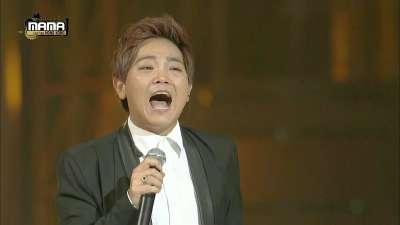中国星冠军祝家家唱响2013MAMA盛典