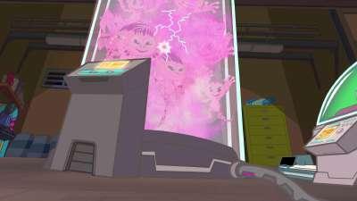 变形金刚 救援机器人 第二季08