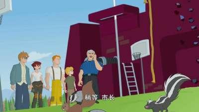 变形金刚 救援机器人 第二季21