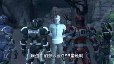 钢铁飞龙48