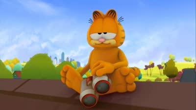 加菲猫的幸福生活 第一季37