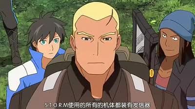 兽旋战斗Monsuno 第12话