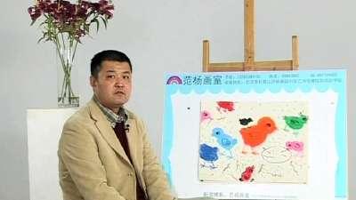 天才小画家-想象力创作