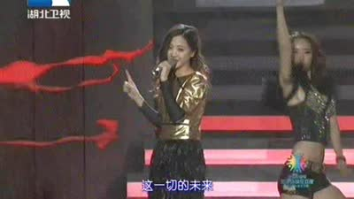中国星PK世界超级明星 2014新年环球狂欢夜