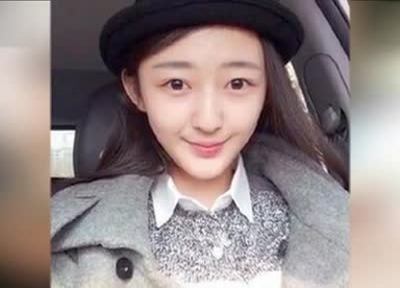 17岁艺考女神孙瑞梓走红