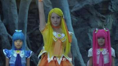 《巴啦啦小魔仙之魔法的考验》主题曲MV Angela 王诗龄说唱献声