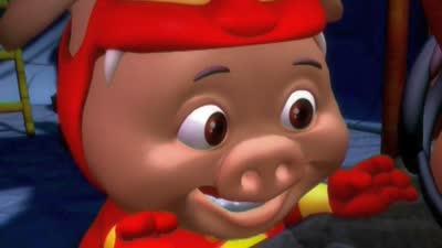 猪猪侠可乐吧32棒棒糖的副作用