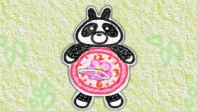 巴布熊猫03