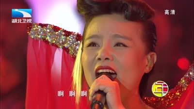 龚琳娜老锣《武魂》-湖北卫视2014春晚
