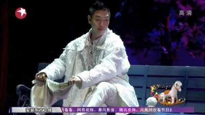 郭涛石头李恩杰魔术秀《爸爸去哪儿啦》-2014东方卫视春晚