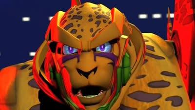 变形金刚:猛兽侠02
