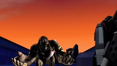 变形金刚:猛兽侠15
