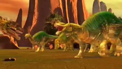 《恐龙世界》第10集