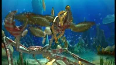 蓝猫淘气3000问-海洋世界35