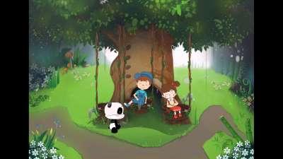 音乐熊猫故事第3集《梦》