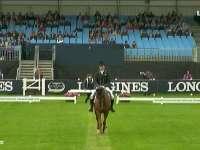 国际马联马术综合全能锦标赛 盛装舞步3组