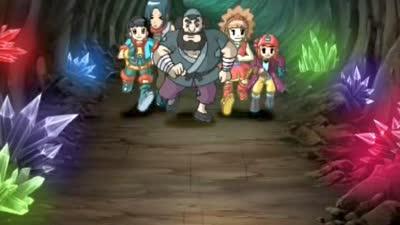 恐龙宝贝之龙神勇士第23集