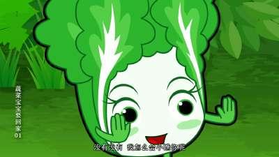 蔬菜宝宝要回家01