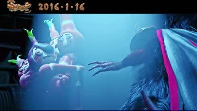 《果宝特攻》发首支宣传曲  中二反派老鼠大王惊艳亮相