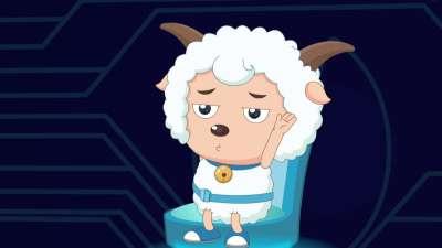 喜羊羊与灰太狼之嘻哈闯世界23