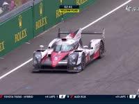 逆转!勒芒24小时耐力赛:领先的丰田5号TR报告丧失动力