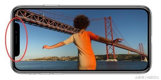 iPhone X玩王者荣耀,额头突出遮挡经济简直让强迫症抓狂