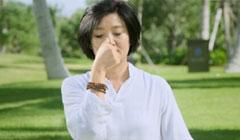 太阳式呼吸控制法