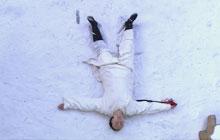 果郡王躺雪为甄嬛退烧