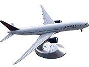 达美航空飞机模型
