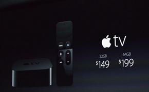 Apple TV庐山真面目 加入Siri和游戏功能