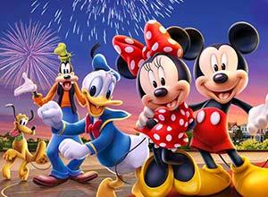 上海迪士尼开园盛典