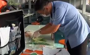 珠海举行航展食品安全事故应急演练