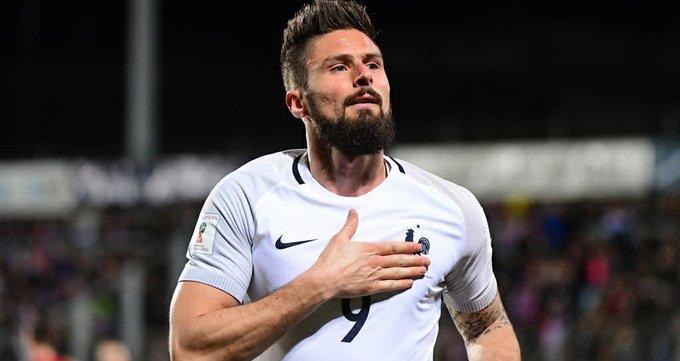 世预赛-卢森堡1-3法国-吉鲁梅开二度妖星首秀