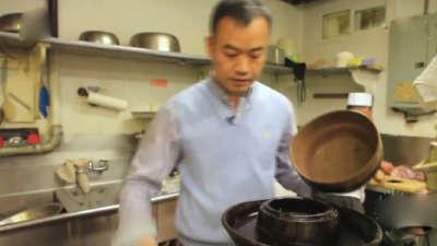 湖南人从家乡空运食材 做原汁原味湘菜