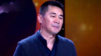 陈建斌讲述如何获得幸福 糙汉外表下的文艺青年
