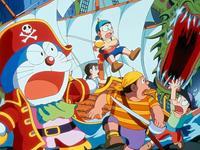 哆啦A梦1998剧场版 大雄的南海大冒险 国语