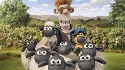 《小羊肖恩》大电影有趣的预告片