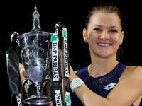 总决赛-A拉战胜科娃首夺冠军  获200万美元高额奖金