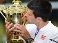 小德战胜费德勒卫冕温网 3度封王夺大满贯第九冠