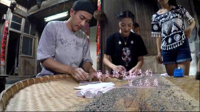 """""""厨娘""""刘恺威传承传统 手工小吃技艺场面温馨"""