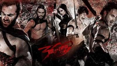 《300勇士:帝国崛起》新曝预告 爱娃格林对阵斯巴达王后