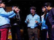 魔术大师傅琰东亲情教学 嘉宾为爱上演魔术大戏