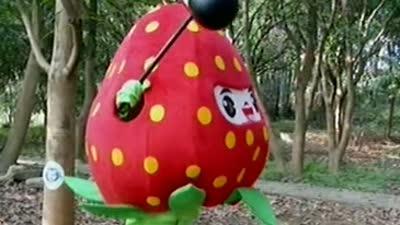 """德州""""影帝""""卸下偶像包袱 嘉宾换装大变水果超人"""