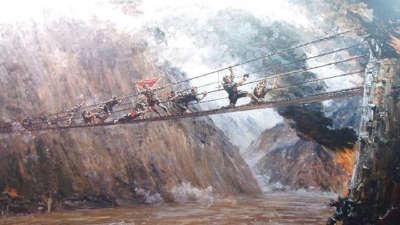 红军的生死考验 解密大渡河之战(上)