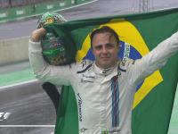 F1巴西站正赛:马萨泪别生涯最后主场