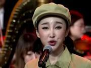 《放歌中国》20161225:王芳演唱英雄赞歌 重温岁月的记忆